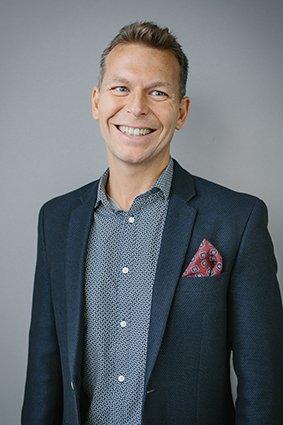 Johan Walli - Sales Manager på QBIS
