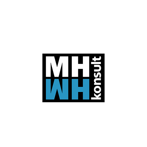 MH Konsult logo