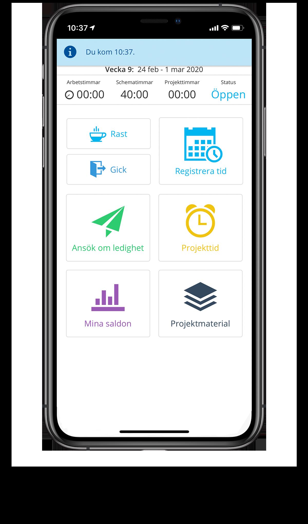 Fördelarna Med Tidsklockan | QBIS