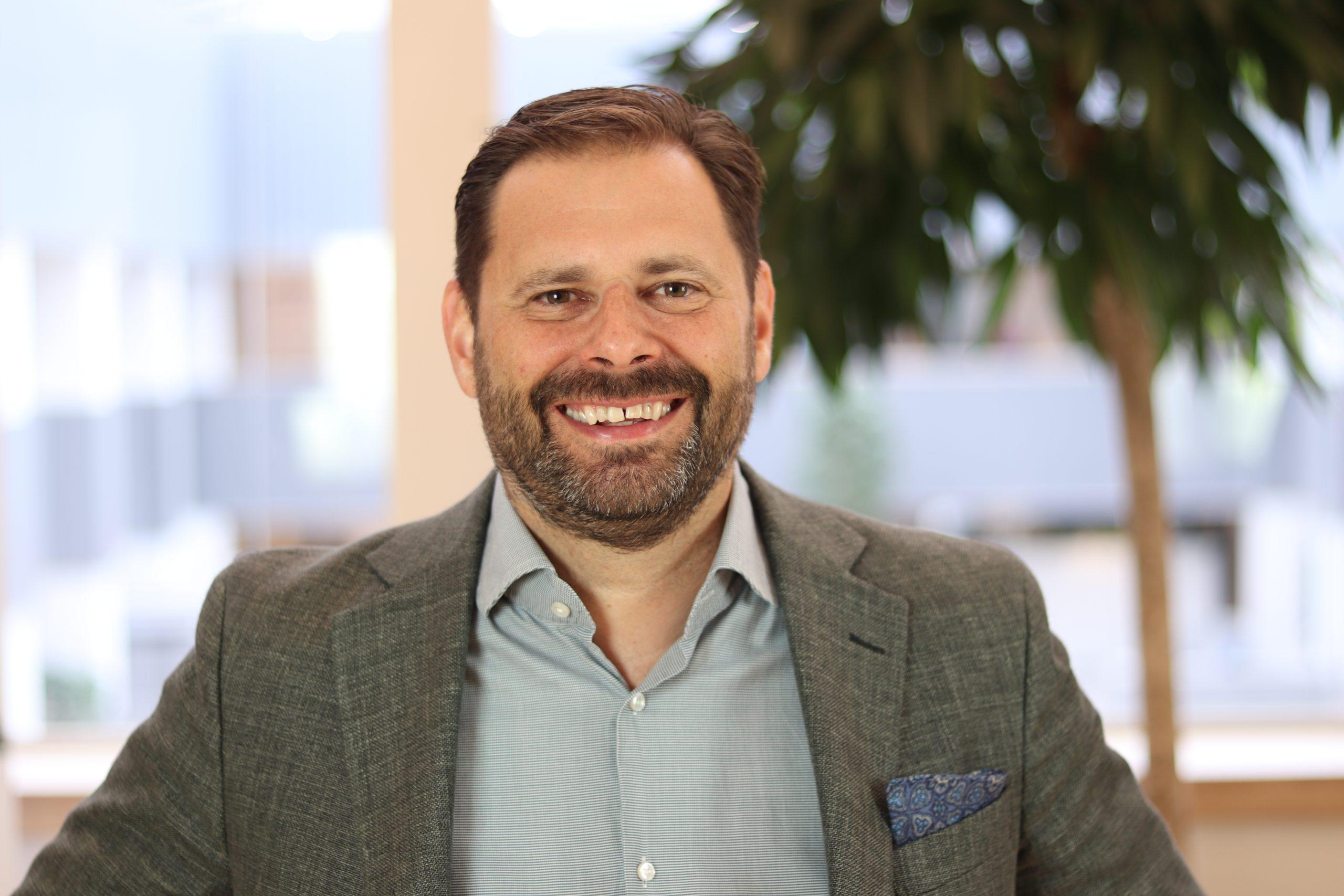 Stefan Ingelgård, Affärsområdeschef Technology & IT på Azets Sverige