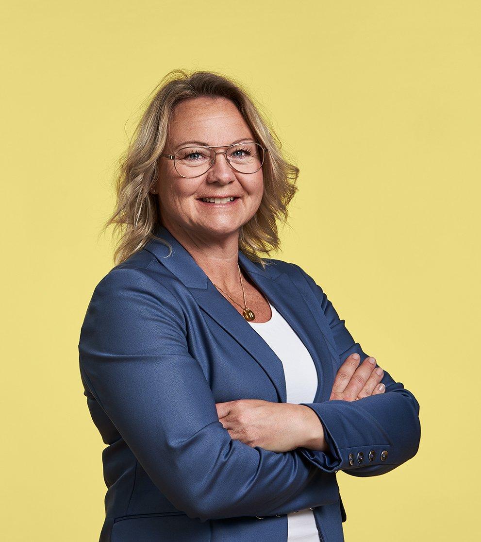Susanne Toft bolagschef på Hogia