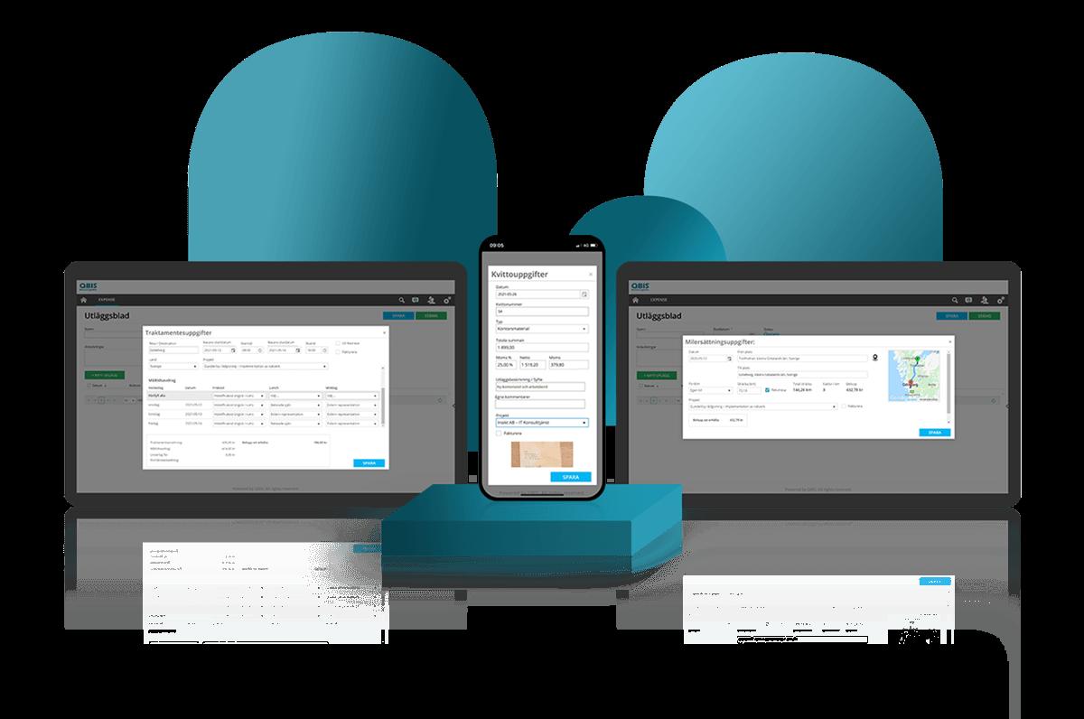 Använd QBIS kostnadshanteringsverktyg och föra ett register över alla utgifter